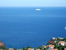 Le Trayas mit Terrasse und with WiFi