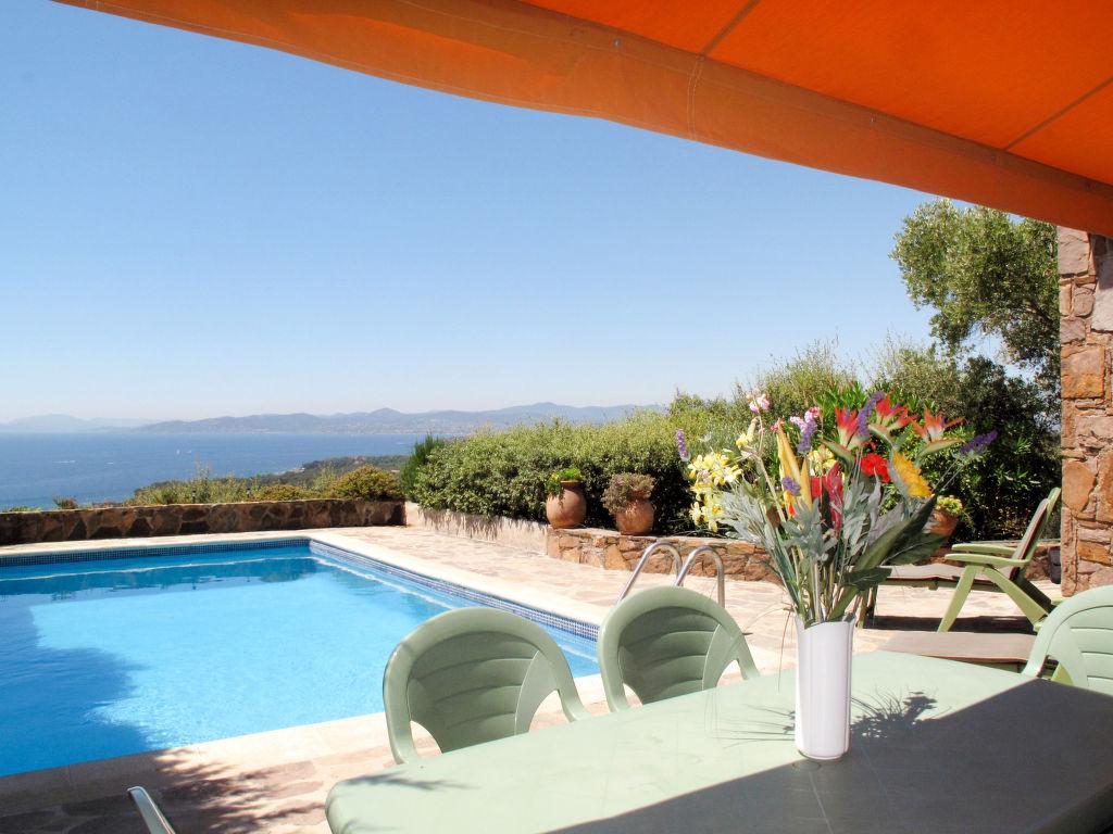 Ferienhaus Panoramique (AGY120) (194645), Saint Raphaël, Côte d'Azur, Provence - Alpen - Côte d'Azur, Frankreich, Bild 10
