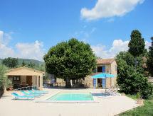 Saint Cézaire sur Siagne - Vakantiehuis Ferienhaus mit Pool (SCZ115)