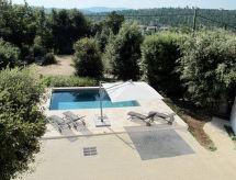Le Tignet - Ferienwohnung Ferienwohnung mit Pool (LTI111)