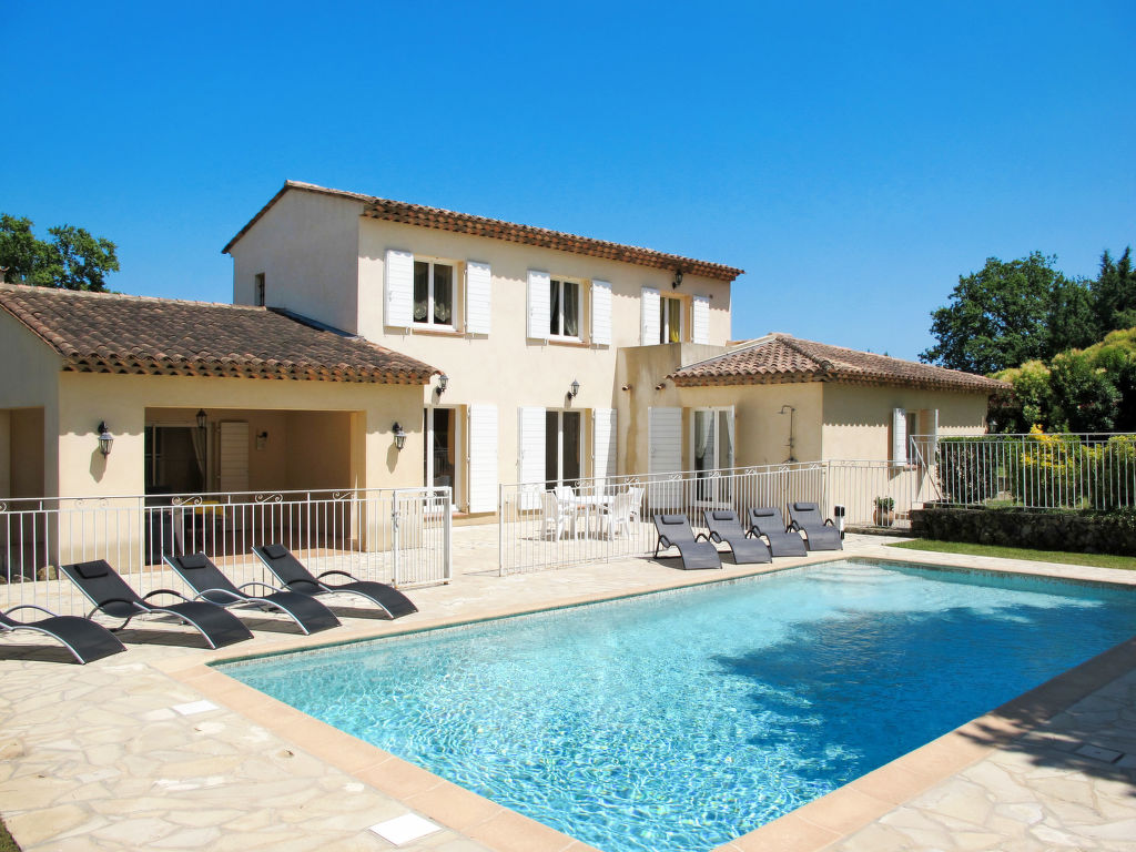 Holiday house Les Oliviers (CDG130) (225631), Châteauneuf Grasse, Alpes Maritimes, Provence - Alps - Côte d'Azur, France, picture 1