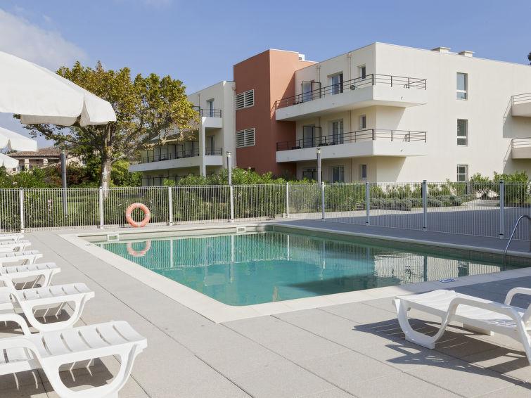 Appartamento di vacanza Comfort suite Mandelieu con piscina und per la vela