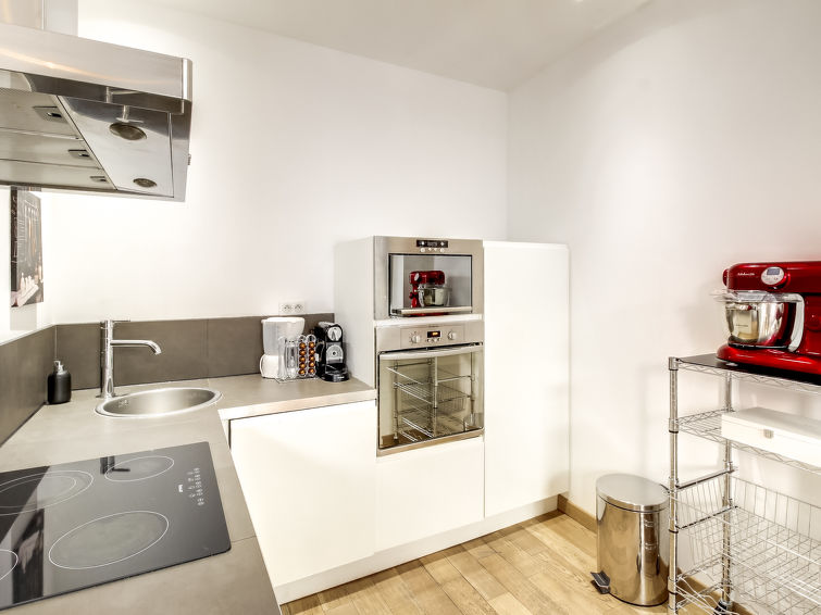 Apartment rue Meynadier - Cannes