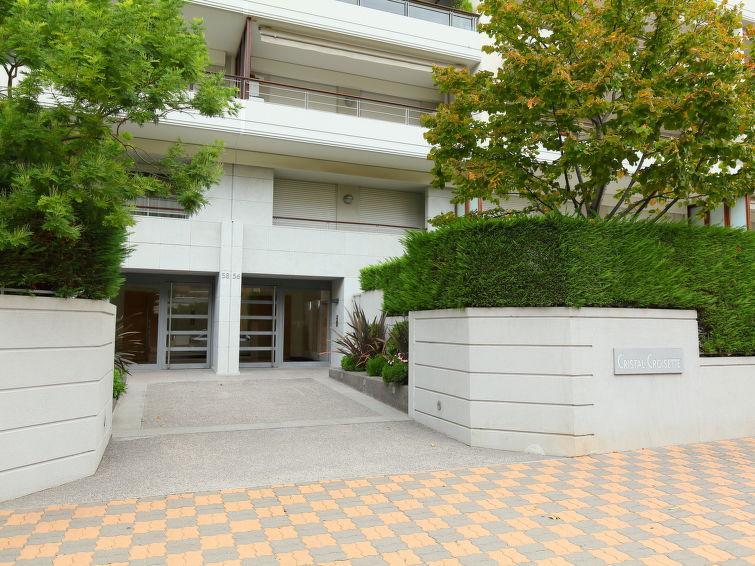 Cristal Croisette in Cannes - Cote d'Azur, Frankrijk foto 924963