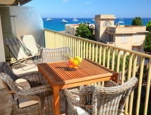 Antibes - Appartement Le Bastion