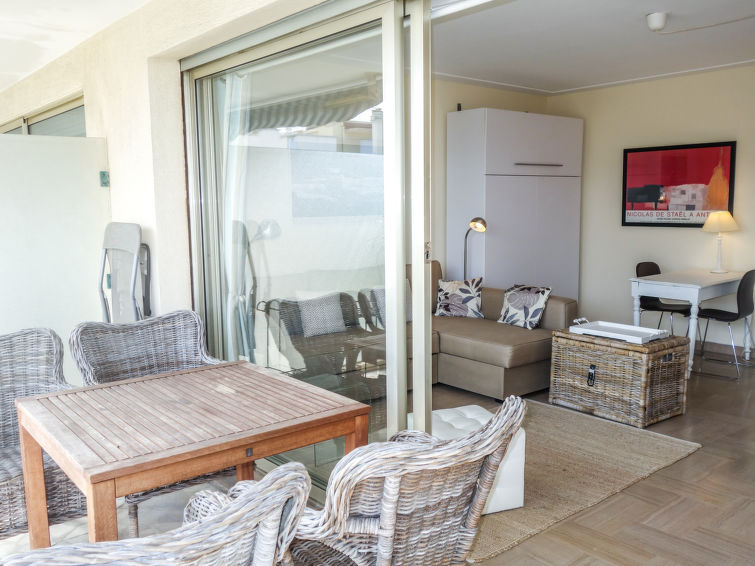 Le Bastion Accommodation in Antibes