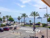 Cagnes-sur-Mer - Appartement La Pinede