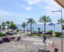 Apartamento La Pinede, Cagnes-sur-Mer, Verano