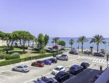 Cagnes-sur-Mer - Apartment La Pinede