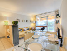 Cagnes-sur-Mer - Appartement Heliotel Marine