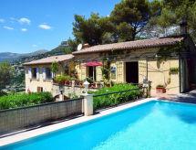 Vence - Rekreační apartmán Villa Vivaris/Grenouille (VEN112)