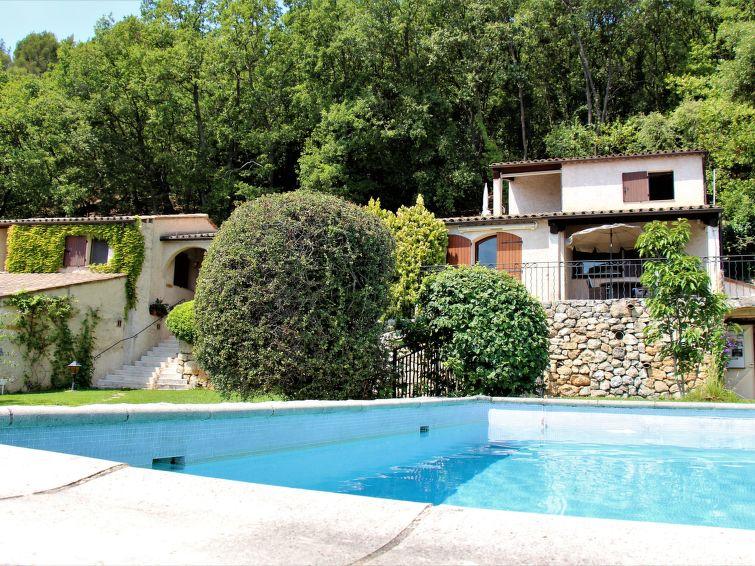 Self Catered Apartment La Bachasse Vence J2ski