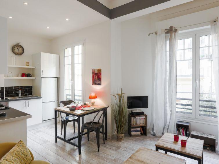 Le Paganini Apartment in Nice