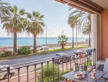 Nice - Appartement Galets d'Azur Promenade des Anglais