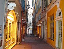 Nizza - Ferienwohnung Vieux Nice