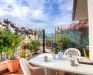 Apartamento villa Piron, Niza, Verano