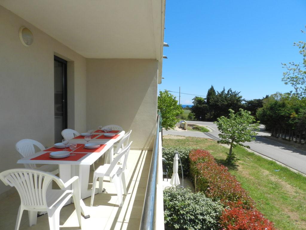 Ferienwohnung Lup - Les terrasses d'Alistro