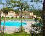 Ferienwohnung Domaine de Melody, Santa Maria-Poggio, Sommer
