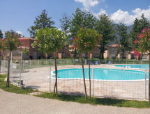 Santa Maria-Poggio - Ferienwohnung Domaine de Melody