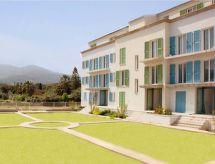 MACINAGGIO STUDIO 2 pers mit Parkplatz und Terrasse