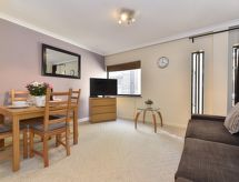 Londres City - Apartamento Queens Quay
