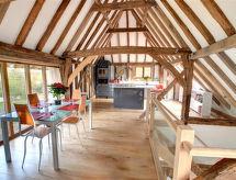 Cranbrook - Hawkhurst - Ferienhaus Saddlehurst Barn