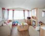 Ferienhaus Caravan Perran Sands, Perranporth, Sommer