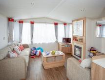 Perranporth - Maison de vacances Caravan Perran Sands