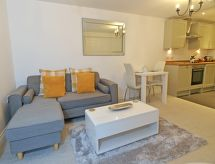Eastbourne - Appartement Cornfield