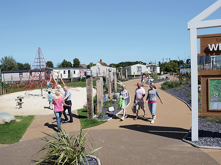 Combe Haven Holiday resort in Hastings