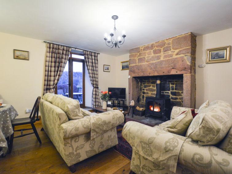Casa de vacaciones Bede Cottage