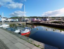 New Quay - Appartement Harbour View
