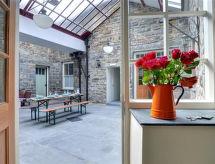 Porthmadog - Ferienhaus Wern Manor Atrium