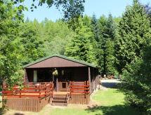 Crieff - Vakantiehuis Vorlioch Log Cabin