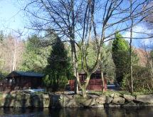 Crieff - Vakantiehuis Lednock Log Cabin