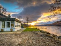 Central Scotland - Maison de vacances Lochside Cottage
