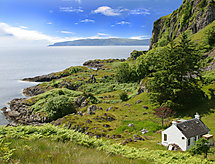 Holiday House Tigh Beg Croft, Oban, Summer