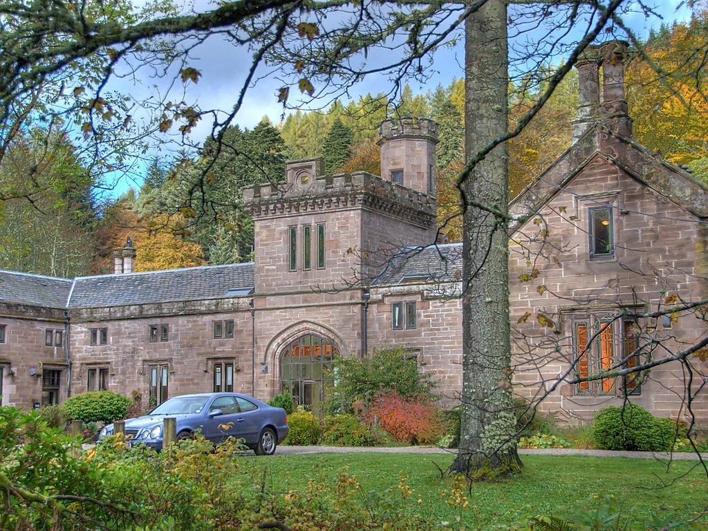 Ferienwohnung Castle View