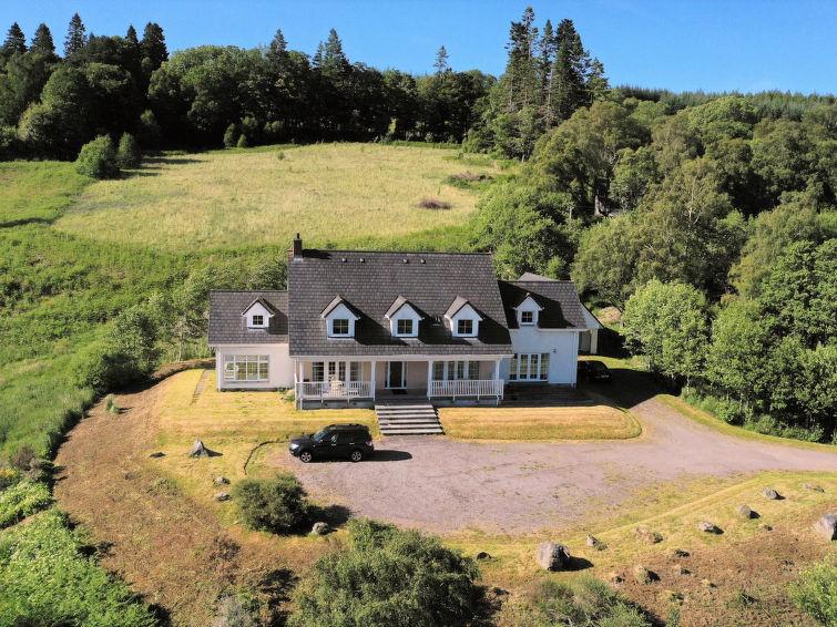 Bearnock House Accommodation in Drumnadrochit