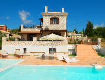 Lefkada - Holiday House Luxury Villa Anemones Lefkada