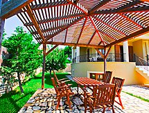 Kefalonia Sun Villas 2 fedett parkolóval és mosogatógéppel