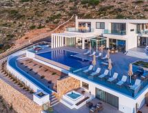 Agios Nikolaos - Vakantiehuis Villa Aurora