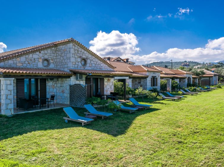 Villa Psarou I