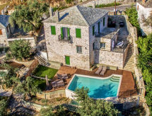 Pilion - Vakantiehuis Villa Milia