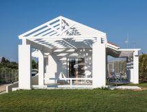 Amaliada - Dom wakacyjny White Villas Beach Villa