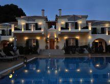 Poros - Ferienwohnung Aegean Maisonette