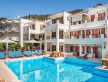 Poros - Ferienwohnung Villa Kostis Maisonette