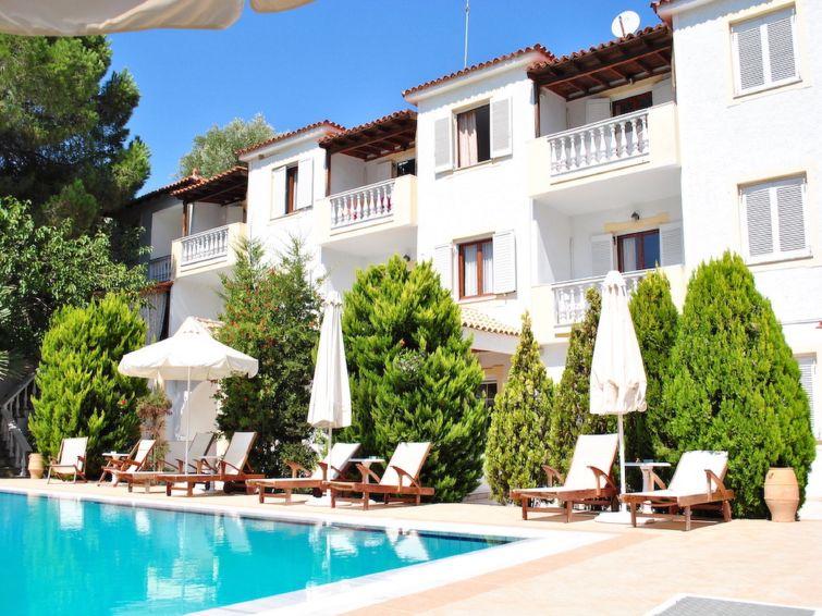Villa Miltos Apartment