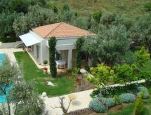 Chalkida - Vakantiehuis Villa Smaragdi