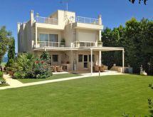 Chalkida - Vakantiehuis Villa Agatha